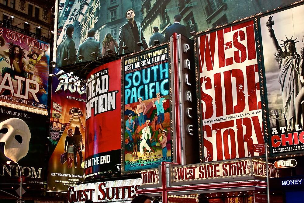 New York Entertains by idenationarts