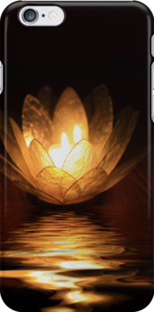 iphone -Tranquility by Angela King-Jones