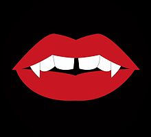Rocky Horror Teeth by wildwomen