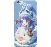 Cute Winter Wonder Lulu - League of Legends iPhone Case/Skin