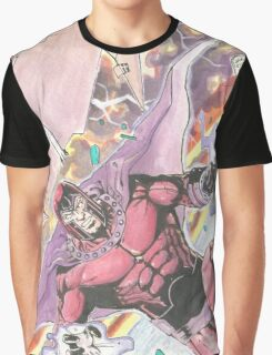 Magneto Master of Magnetism Graphic T-Shirt