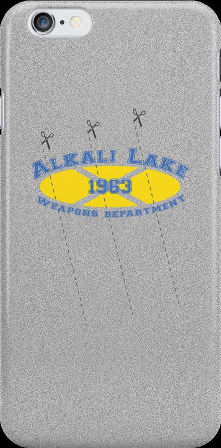 Alkali Lake by Rippletron