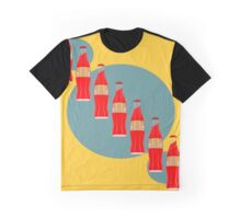 Red Pop Graphic T-Shirt