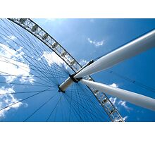 London Eye 1 Photographic Print