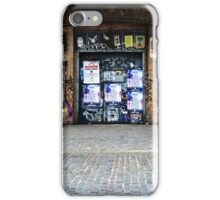 Dircksentraße, Berlin iPhone Case/Skin
