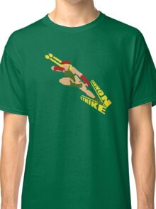 Cannon Strike Classic T-Shirt