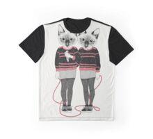 Siamese Twins Graphic T-Shirt