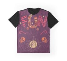 Fun Hand-Lettering Graphic T-Shirt