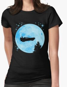 Ufo Car Back to the future T-Shirt