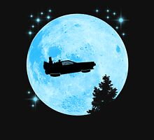 Ufo Car Back to the future Unisex T-Shirt