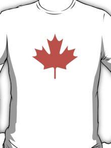 Maple leaves - T-shirt T-Shirt
