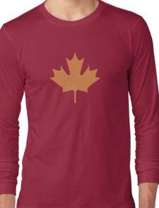 maple leaves - t-shirt Long Sleeve T-Shirt