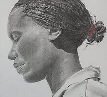 """""""Nyaria"""" by Margie Middleton"""