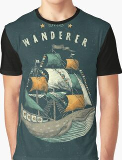 Whale | Petrol Grey Graphic T-Shirt