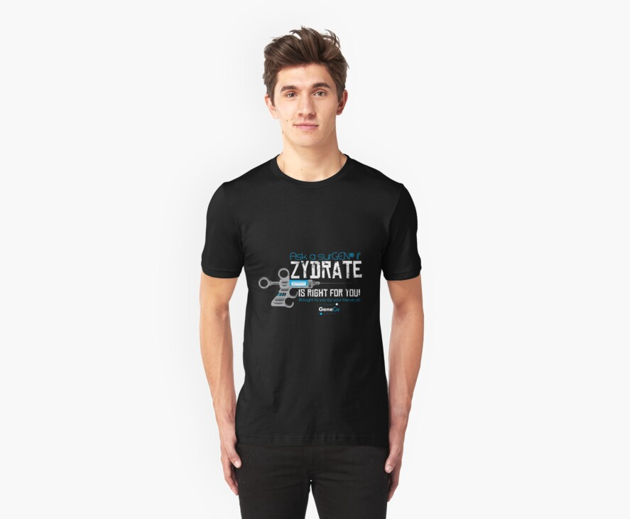 Zydrate Shirt by Staberella
