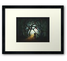 Through the  Dream Framed Print
