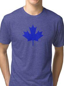 Maple leaf Tri-blend T-Shirt