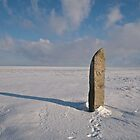 Snow Davidstow by Neil Cox