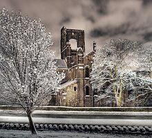 Kirkstall Abbey by Ian Wray