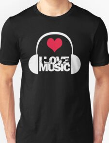 i love music 2 T-Shirt
