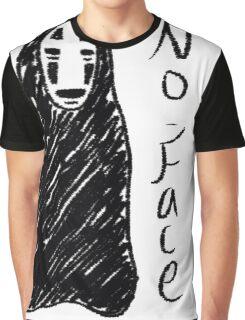 Spirited Away's No Face/Koanashi Graphic T-Shirt
