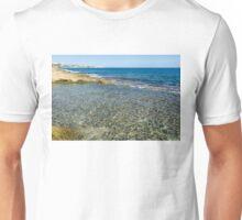 Mediterranean Delight - Maltese Natural Beach Pool Unisex T-Shirt