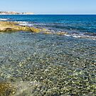 Mediterranean Delight - Maltese Natural Beach Pool by Georgia Mizuleva