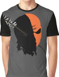 Shot Slade Mask Graphic T-Shirt