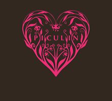 i love piculin Womens Fitted T-Shirt