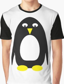 Simple cute penguin  Graphic T-Shirt