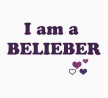 I am a BELIEBER by Duckmuncher