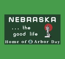 Welcome to Nebraska, Road Sign, USA  by worldofsigns