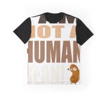 Lil Wayne Song Parody: I Am Not A Human Bean Graphic T-Shirt