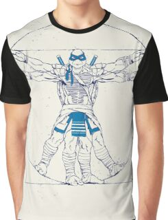 Leonardo Graphic T-Shirt