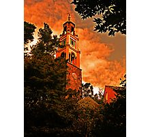 Portmeirion  Bell Tower Photographic Print