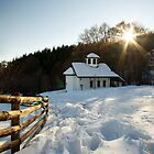 """Saint Peter and Paul"" chapel, Bulgaria by Ivo Velinov"