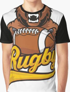 RUGBY. I love rugby. Graphic T-Shirt