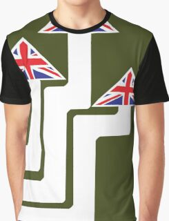 Mod's Army Graphic T-Shirt