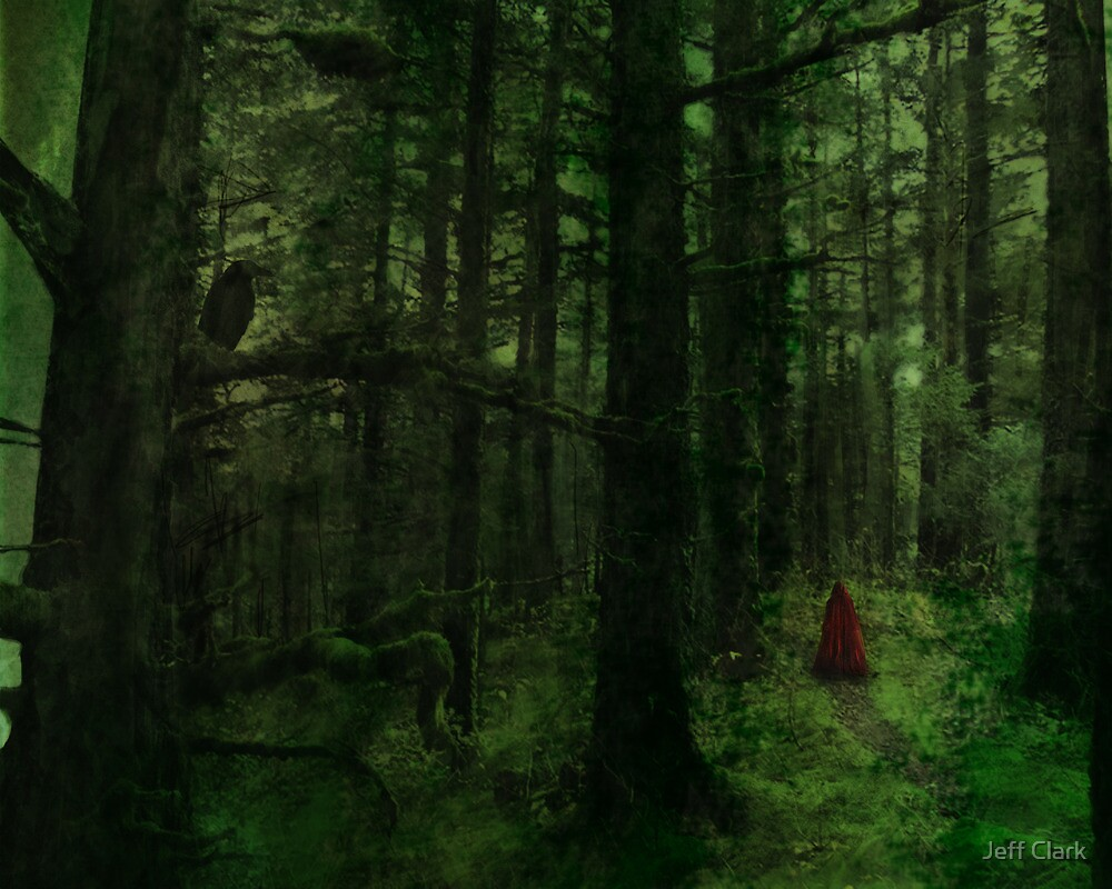 Little Red Riding Hood by Jeff Clark