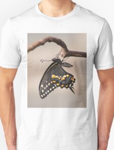 Pre-Flight Black Swallowtail T-Shirt