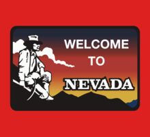 Welcome to Nevada, Road Sign, USA  by worldofsigns