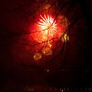 Red night by bubblehex08