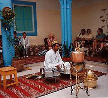 Moroccan Tea Ceremony by Fara