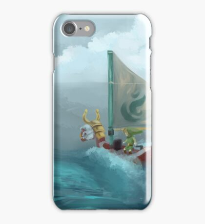 Quickly BOAT! iPhone Case/Skin