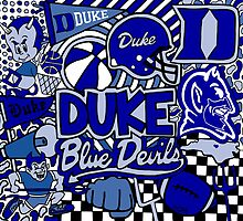 Duke Collage by coreybloomberg