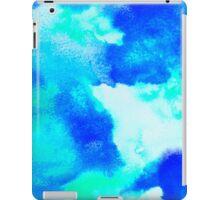 Blue Java iPad Case/Skin
