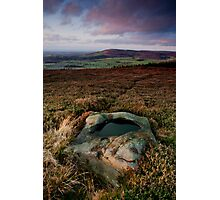 North Yorkshire Moors Photographic Print