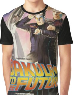 Bakula to the Future Graphic T-Shirt