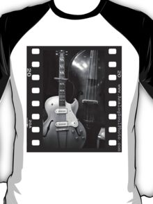 Guitar & Upright Bass T-Shirt