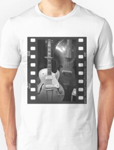 Guitar & Upright Bass Unisex T-Shirt